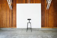 studio PEANUTS (スタジオ ピーナッツ):1F/優しい光が差し込みます