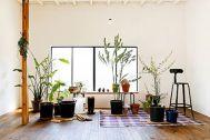 studio PEANUTS (スタジオ ピーナッツ):1F/可動式の壁・白