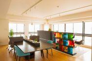 the SOHO studios. (イルニードスタジオマネージメントスペース):モデルルーム805号室