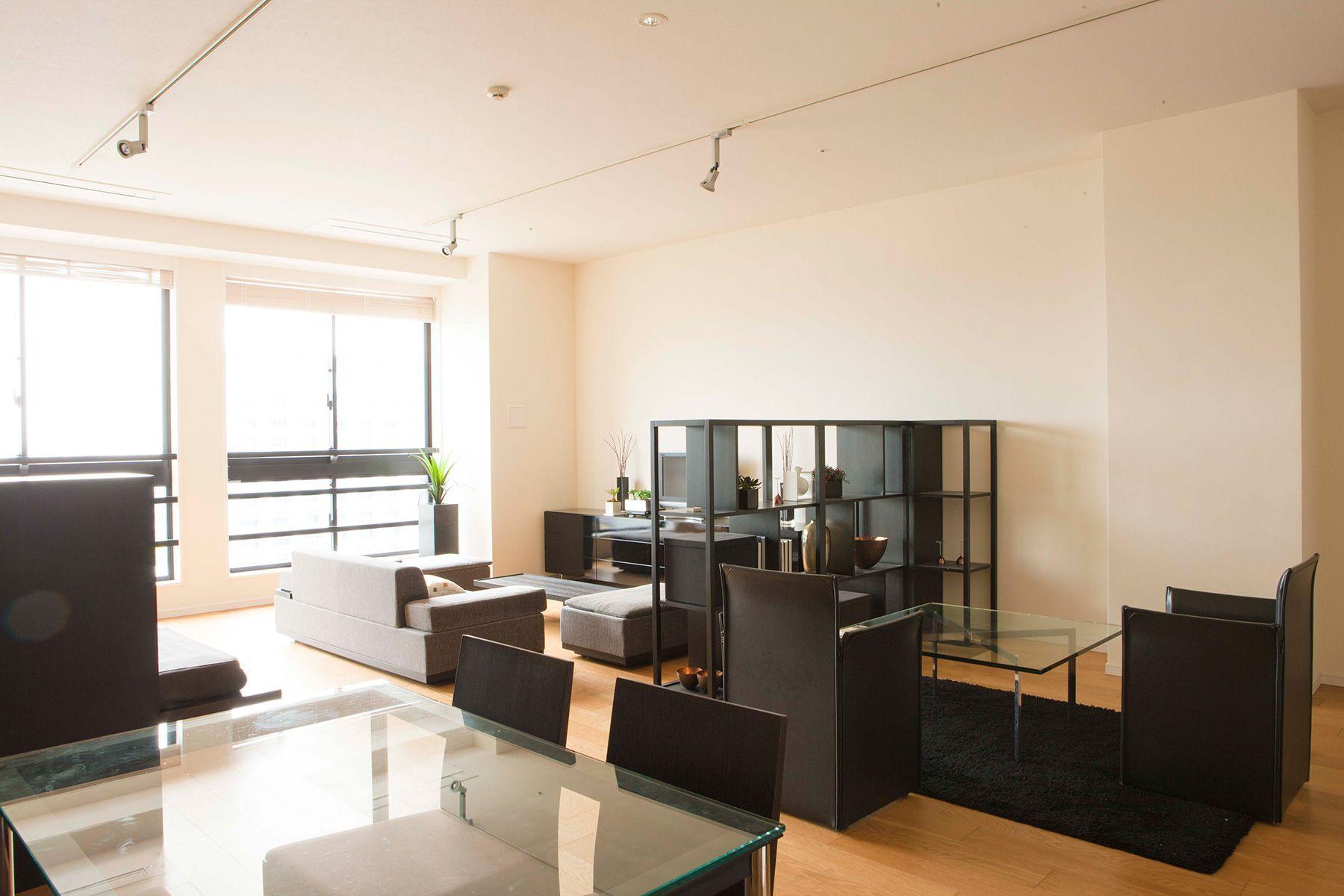 the SOHO studios. (イルニードスタジオマネージメントスペース)モデルルーム1216号室