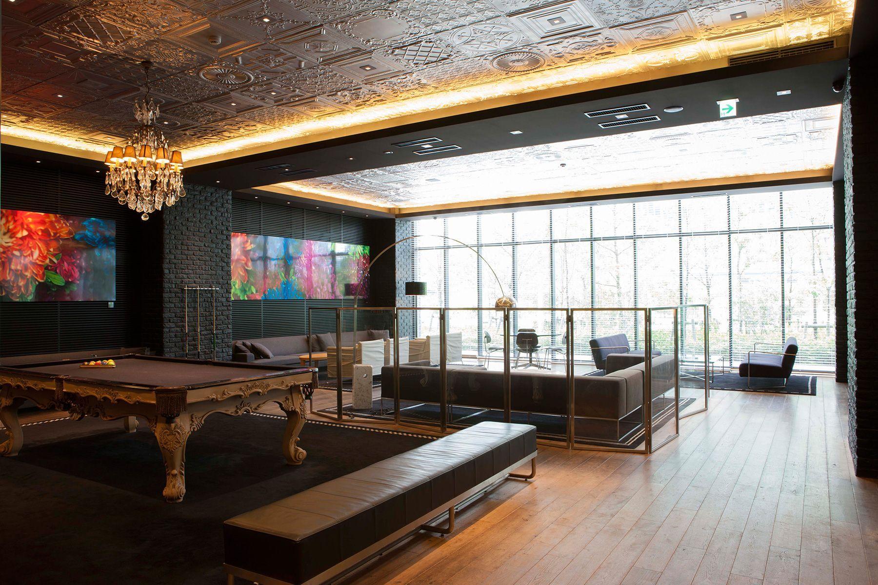 the SOHO studios. (イルニードスタジオマネージメントスペース)モデルルーム1311号室
