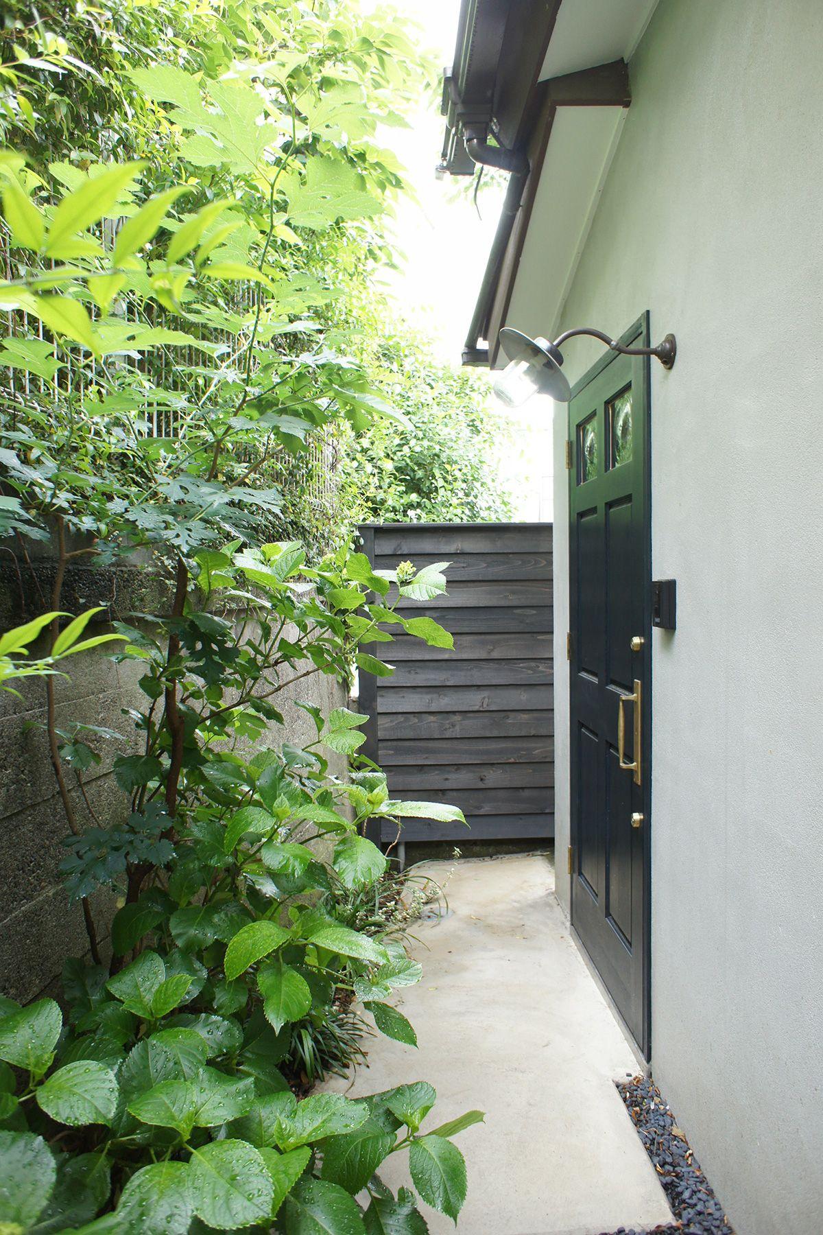 KOTORI HOUSE/個人宅 (コトリ ハウス)玄関(外)