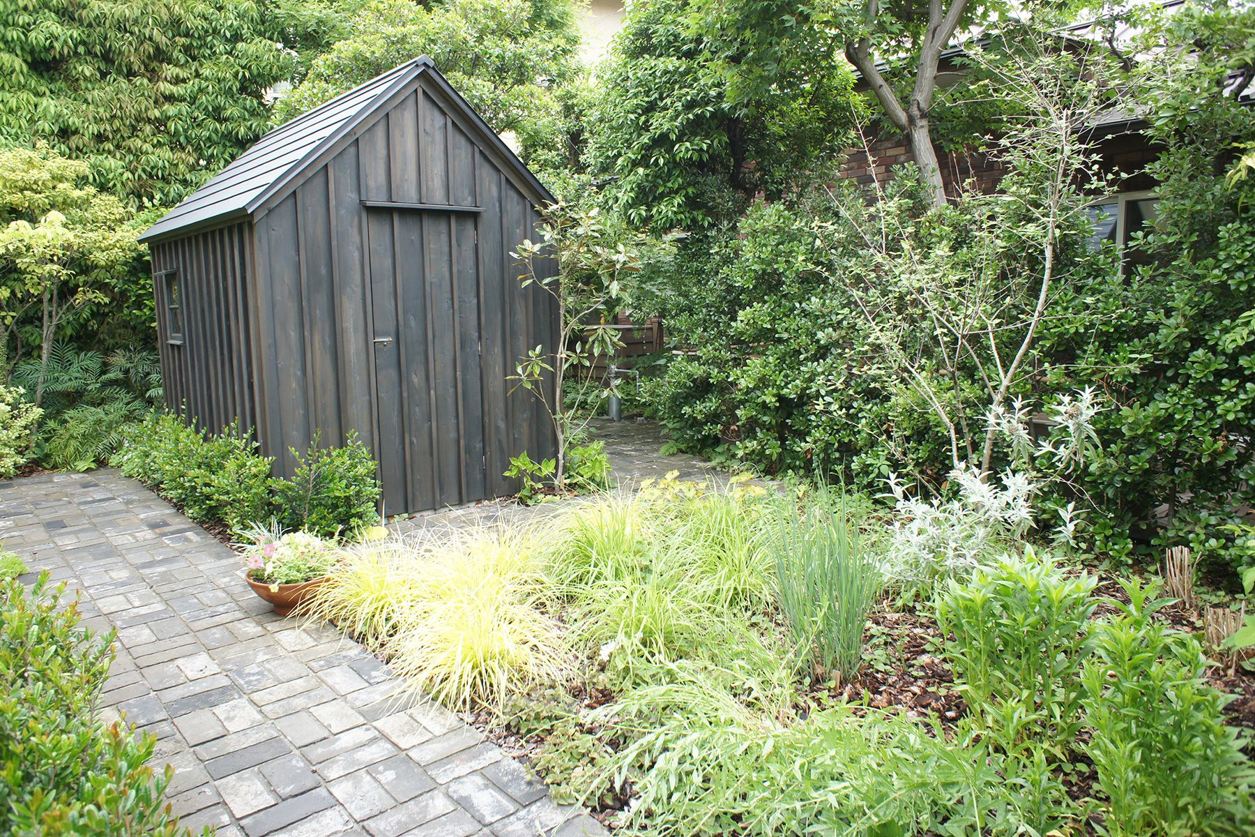 KOTORI HOUSE/個人宅 (コトリ ハウス)ガーデン