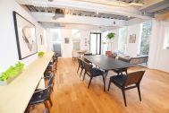 kurkku home(クルックホーム):2F work lounge