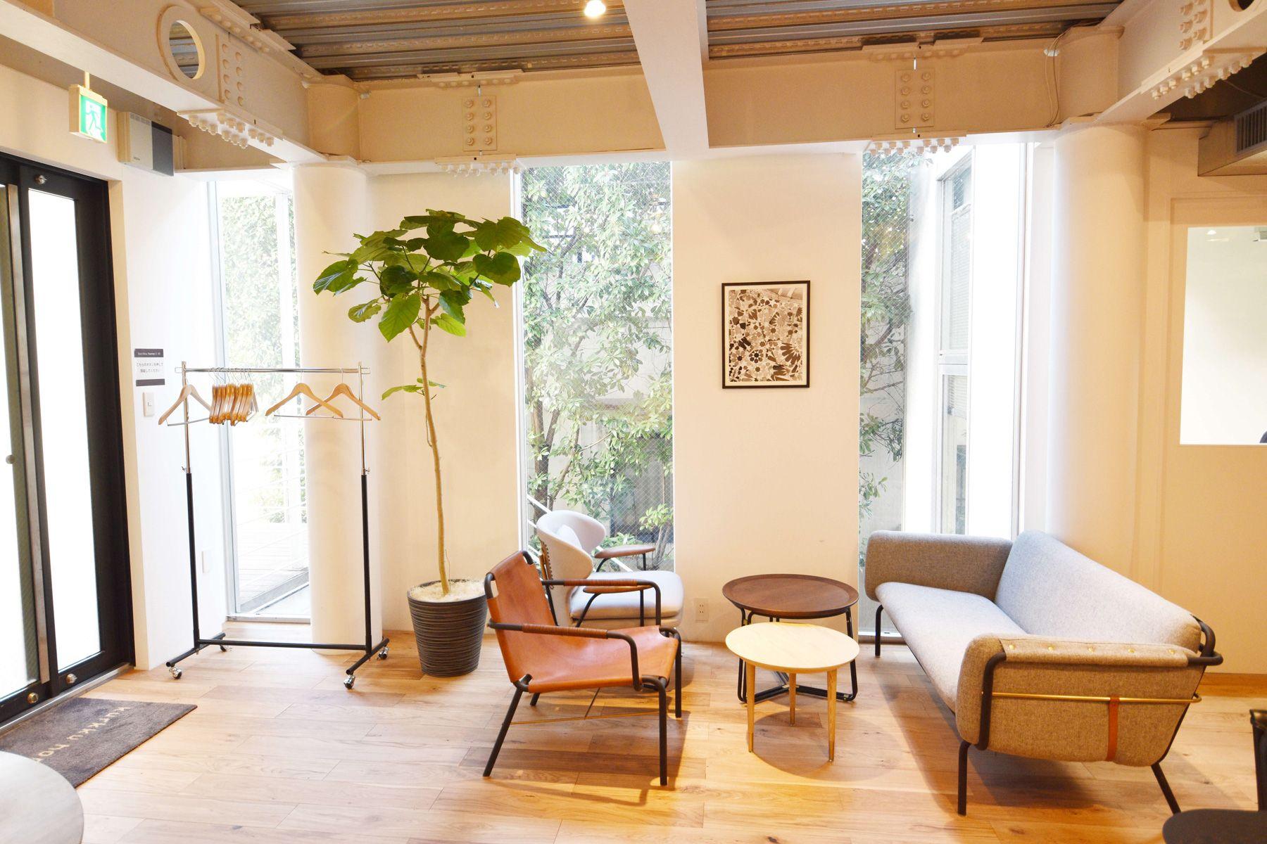 kurkku home(クルックホーム)2F work lounge
