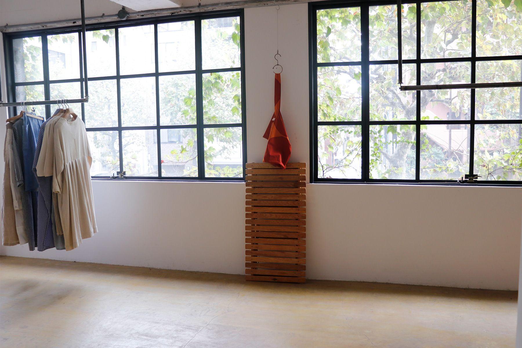 THE LOCK(ザ ロック)3F 棚板も設置可能。