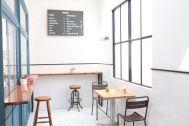 studio Licorne Nero 西品川 (スタジオリコルネネロ西品川):カフェスペース