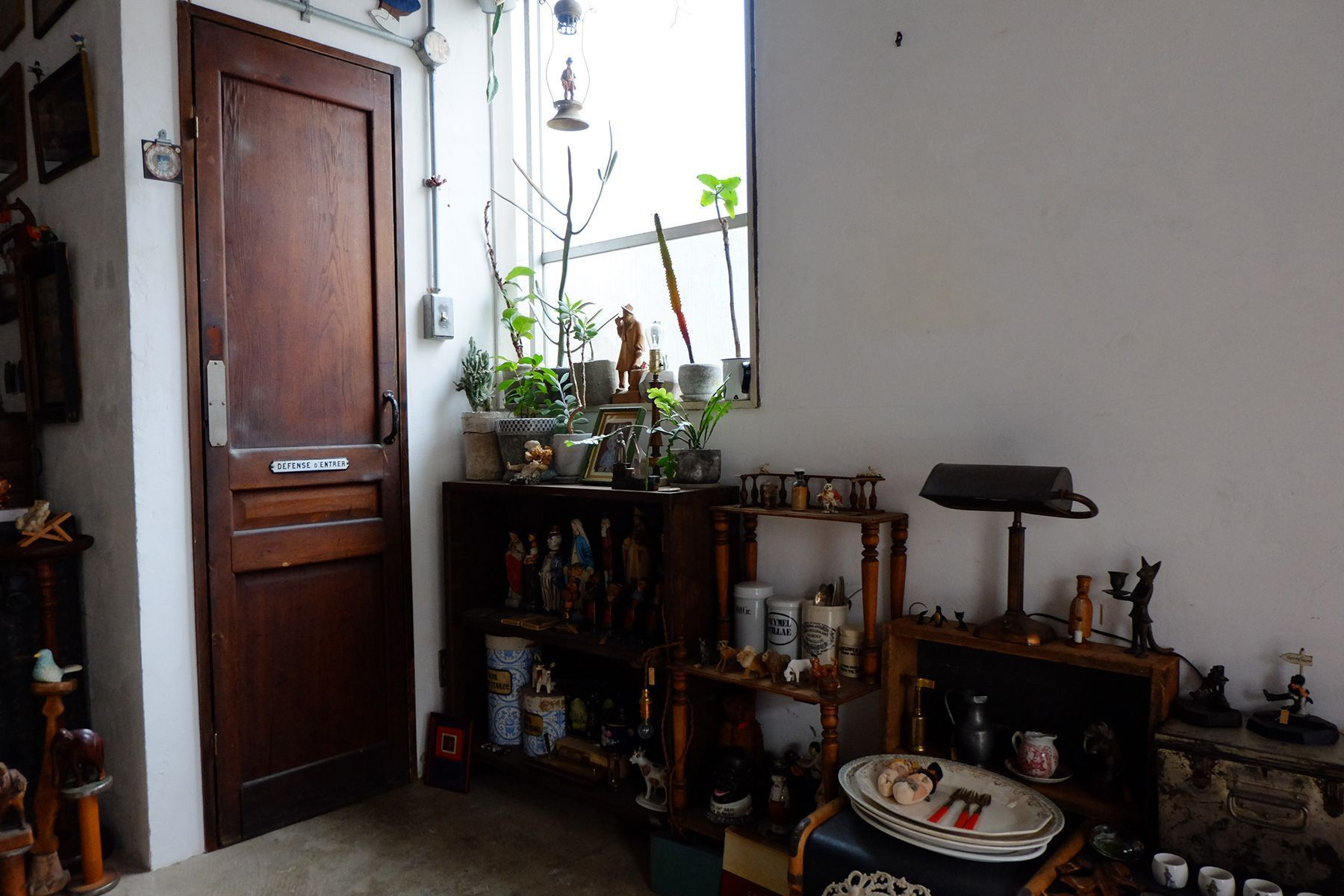 Hi Monsieur(ハイムッシュ)/cafe&shop