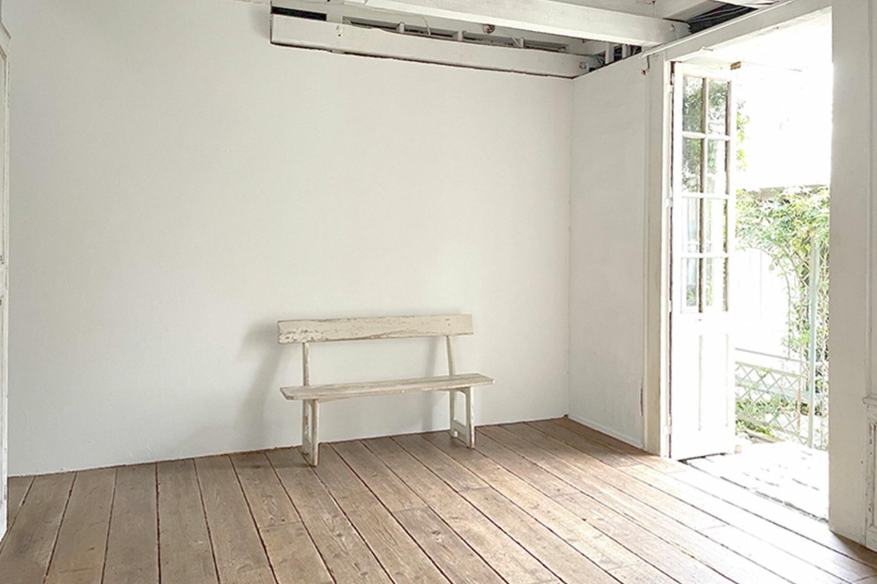 スタジオQue目黒碑文谷 (スタジオキュー)2F ブルーグレーの部屋