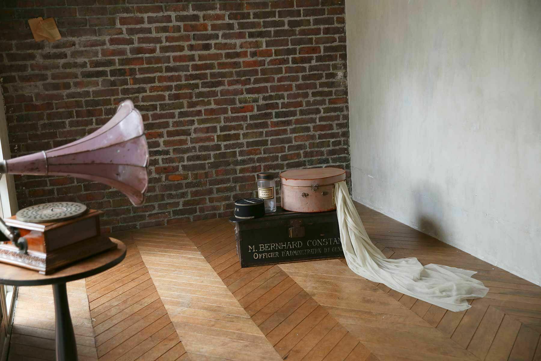 スタジオQue目黒碑文谷 (スタジオキュー)1F 中央モールディング部屋