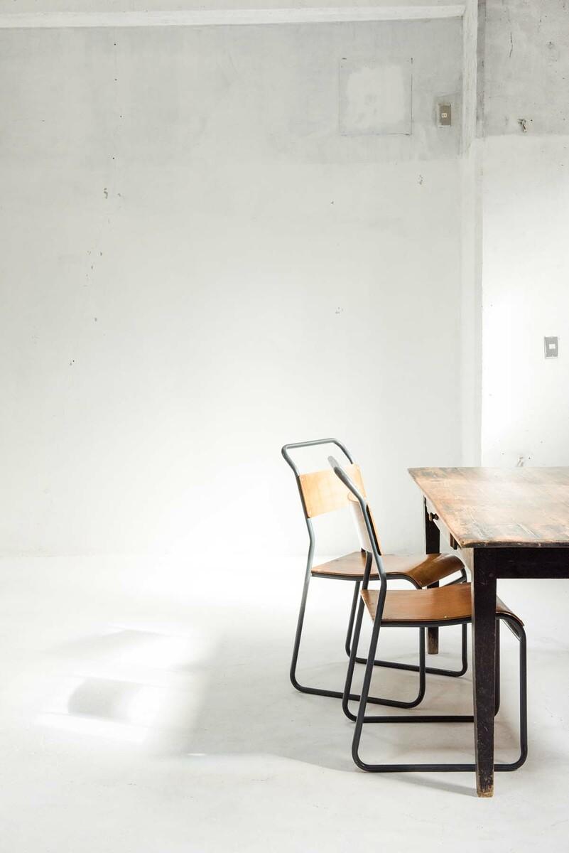 StudioBRICK 1F (スタジオブリック八丁堀1F)南東からの明るい光