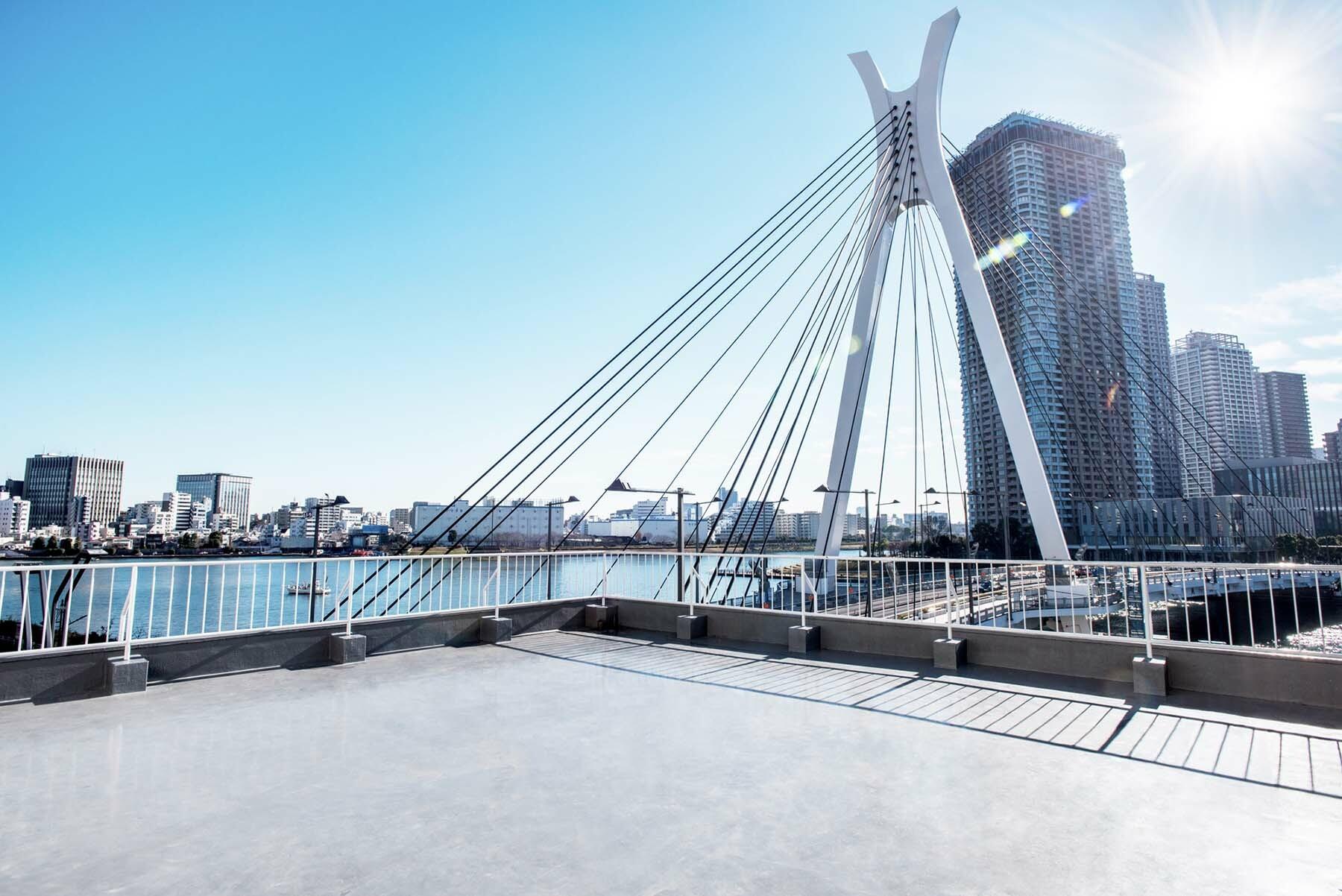 StudioBRICK 1F (スタジオブリック八丁堀1F)移動壁(無料)あります
