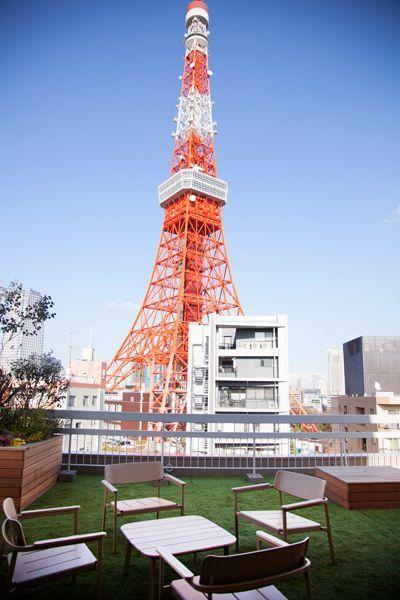 FORK STUDIO(フォークスタジオ)option 東京タワー目の前