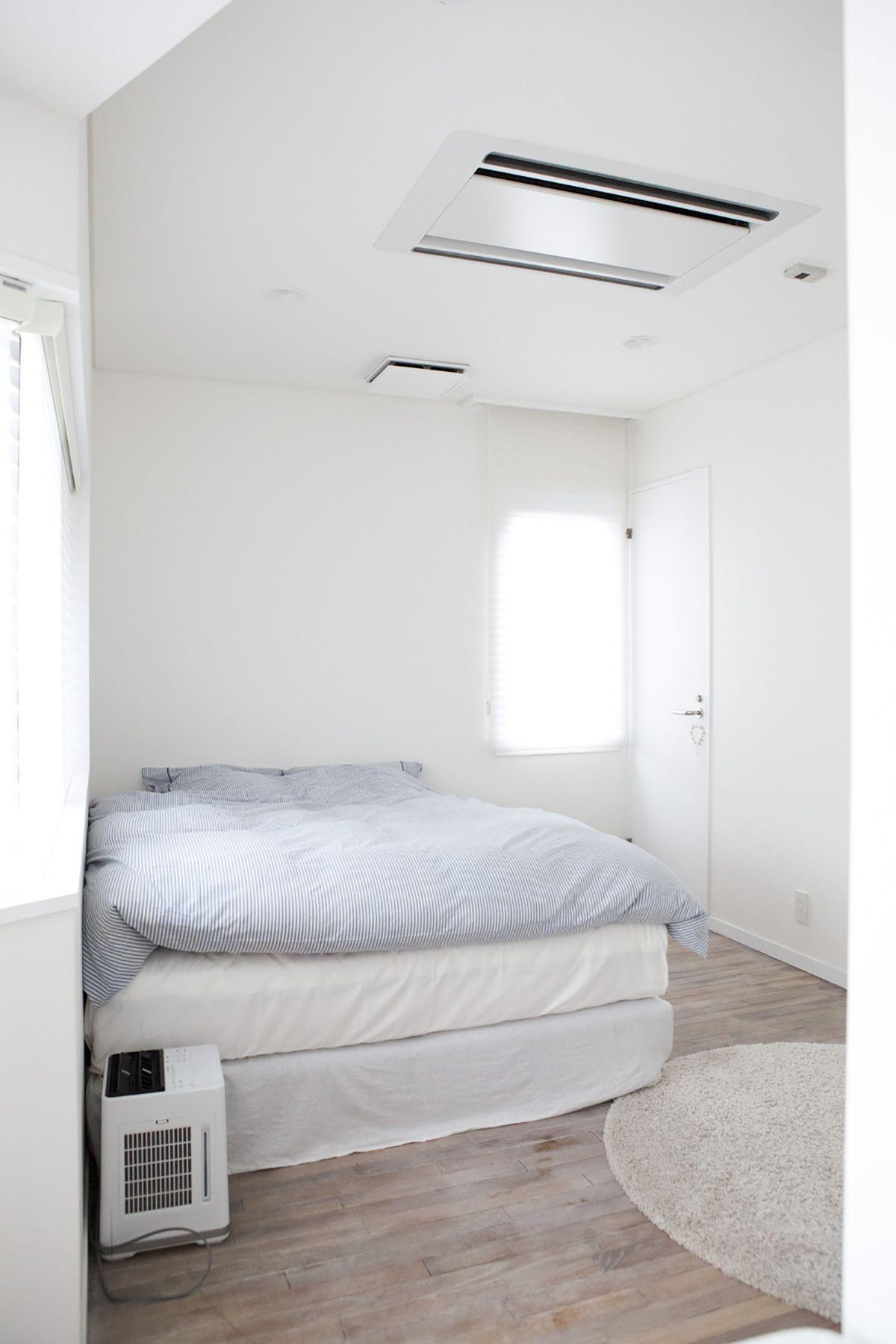 由比ケ浜の住宅/個人宅2F ベッドルーム