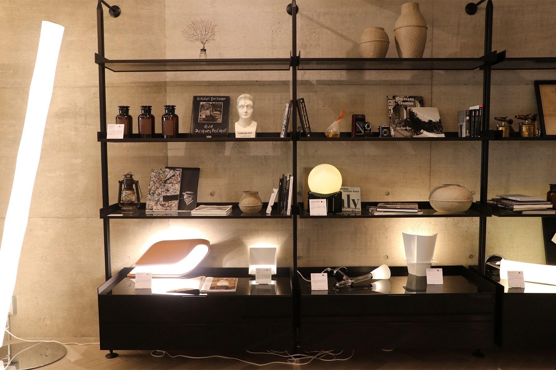 LCI JAPAN STUDIO/青葉台 照明器具ショールーム内観9