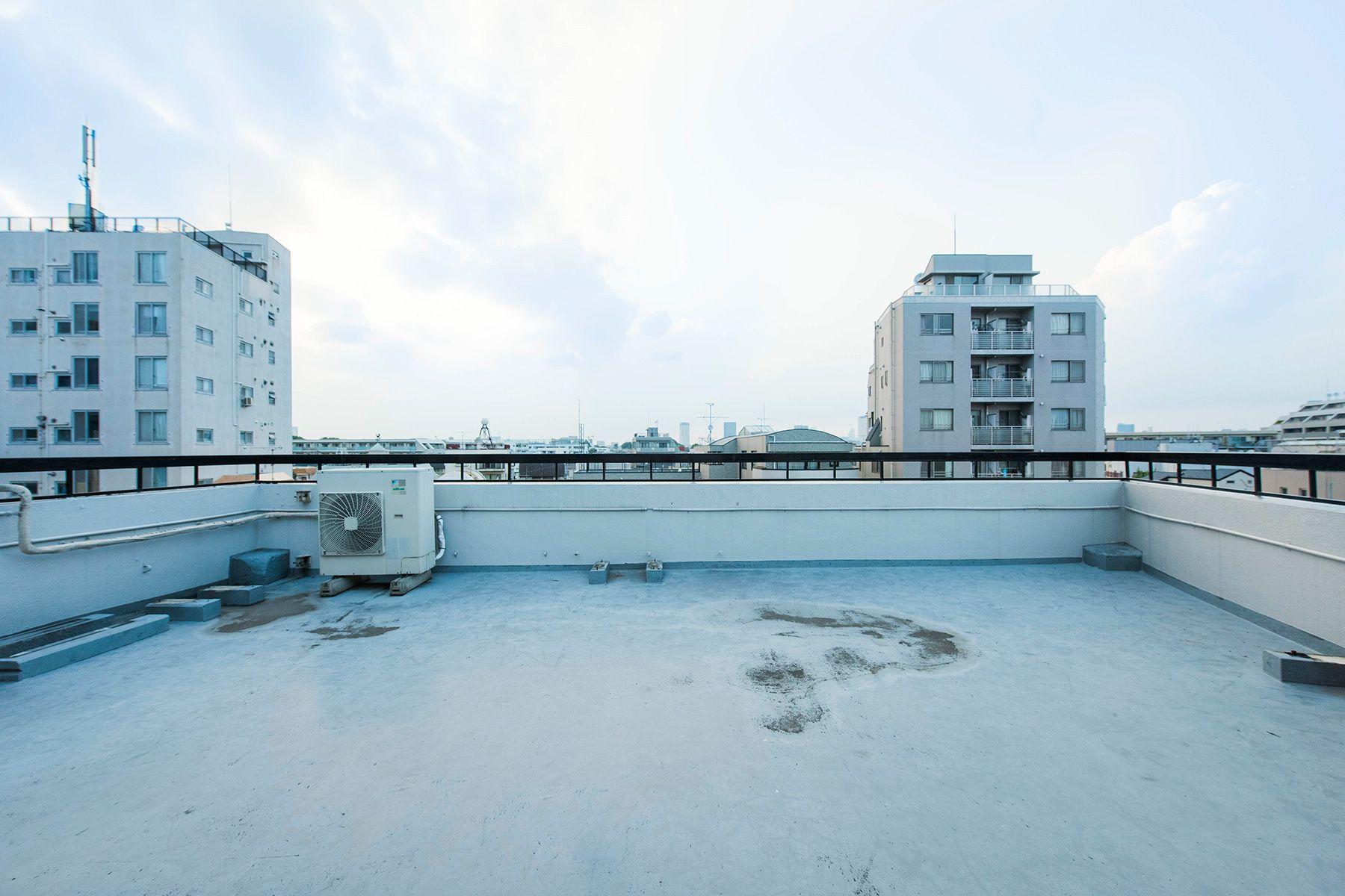 3rd floor(サードフロア)option 屋上