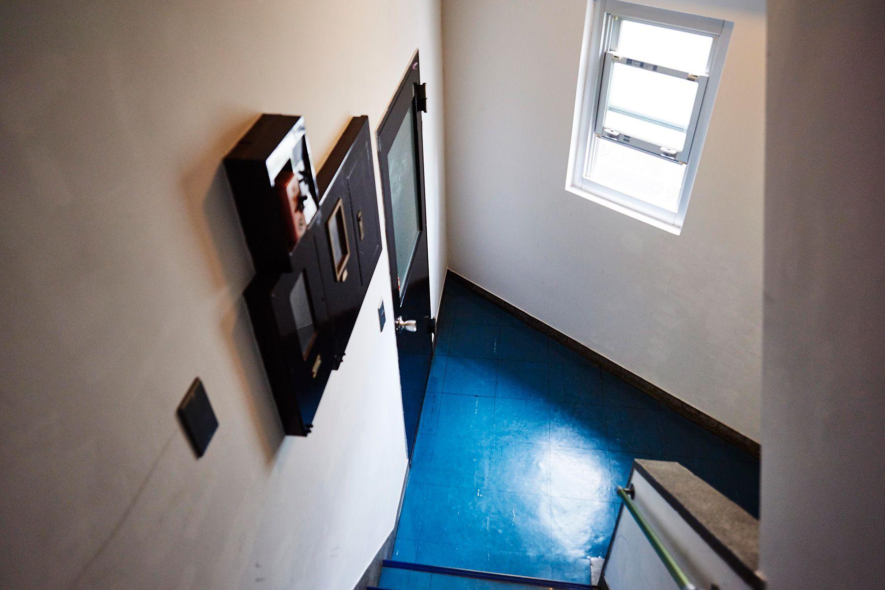 3rd floor(サードフロア)option 階段