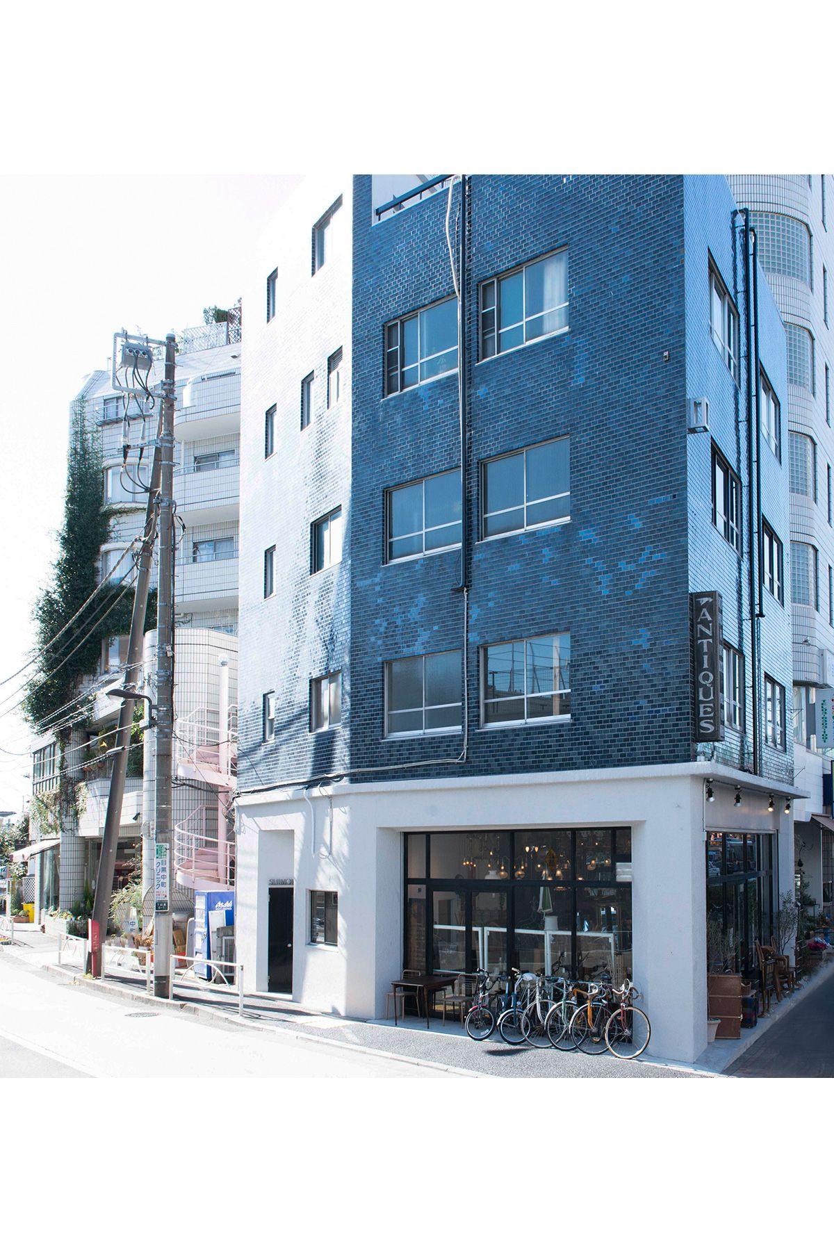 3rd floor(サードフロア)option 建物外観