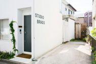 STUDIO BRASS(スタジオブラス):車庫は一台分です