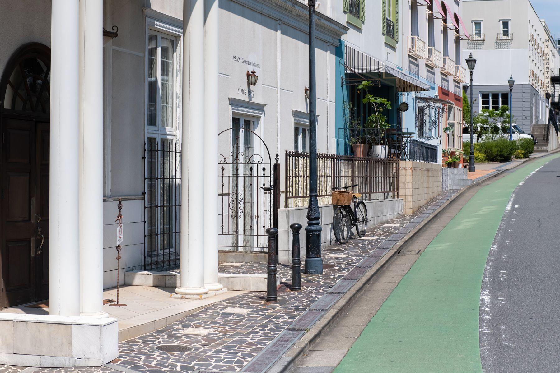 Paris street (パリストリート)