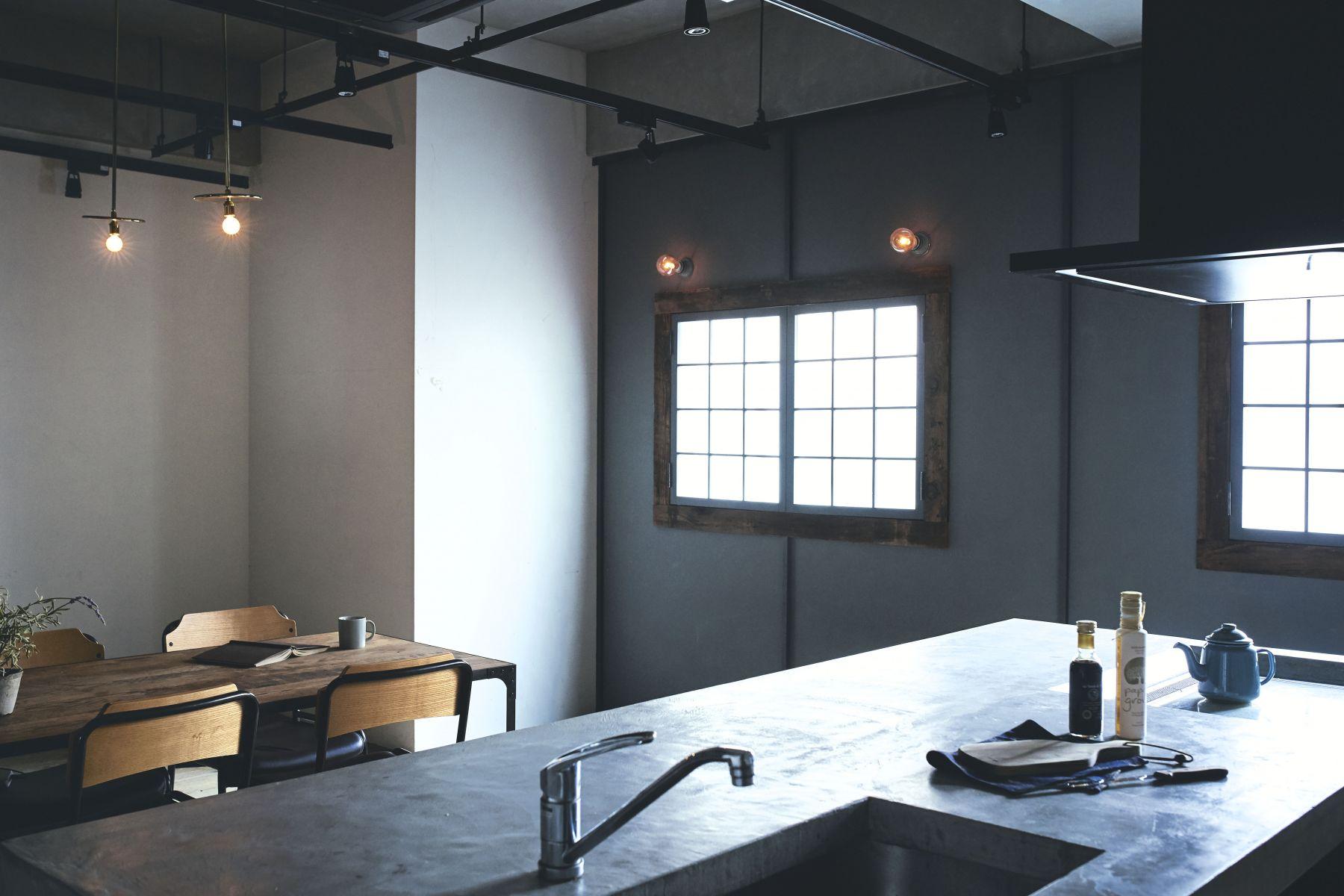 Studio Badw(スタジオ バドウ)キッチン