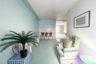 DUMBO新宿 COLOR HOTEL (ダンボ新宿 カラーホテル):301 グリーンカーペット