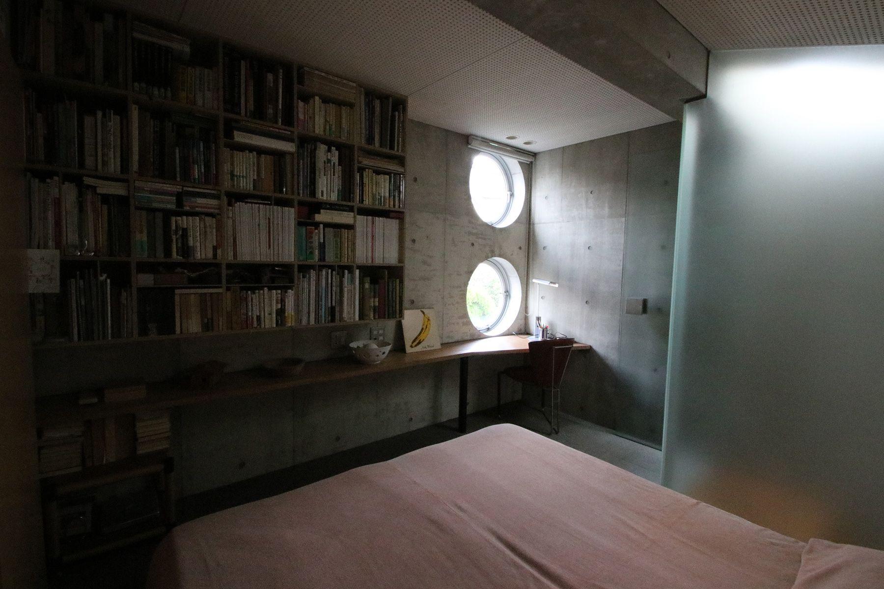 港北ニュータウンの家/個人宅ベッドルーム