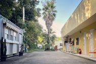 Palms 22  (パームス 22):Motel Room
