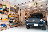 studio Licorne 野毛 (スタジオリコルネ):キッチンの背景変更可能(背景変更可)