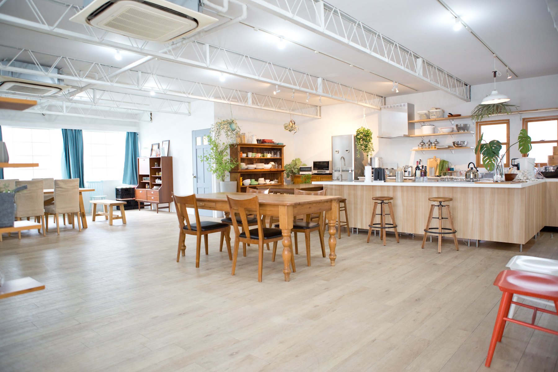 studio Licorne 野毛 (スタジオリコルネ)キッチンの背景変更可能(背景変更可)