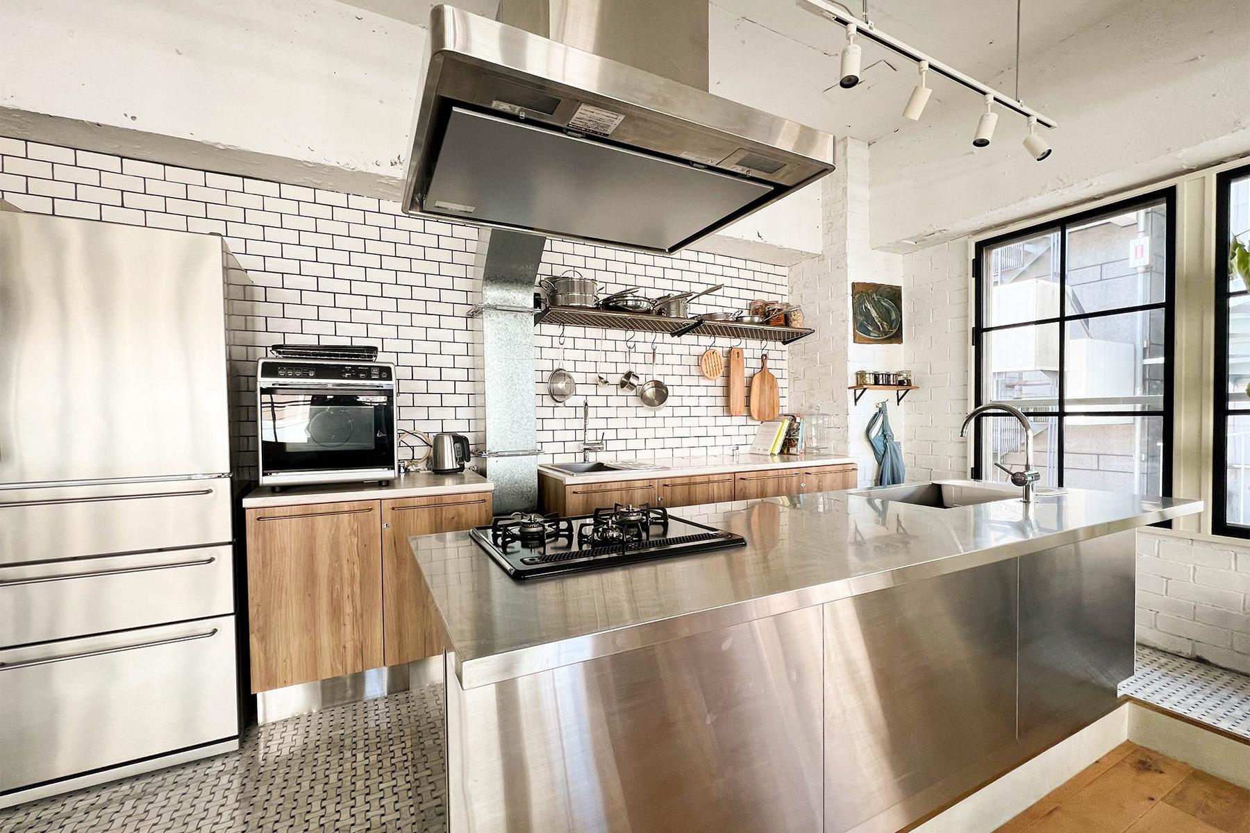 atelier rauque Cstudio (アトリエロークCスタジオ)キッチン
