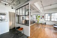 atelier rauque Cstudio (アトリエロークCスタジオ):キッチン飾り棚