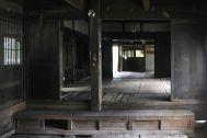 古民家スタジオ 火林荘(かりんそう):土間から和室