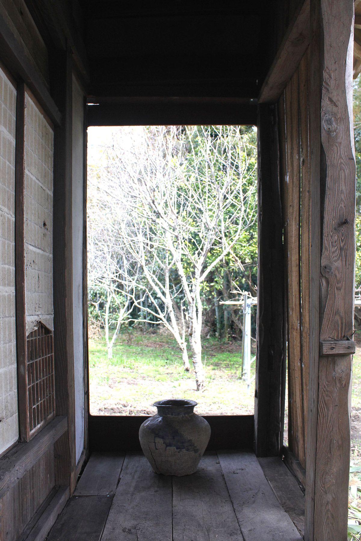 古民家スタジオ 火林荘(かりんそう)縁側