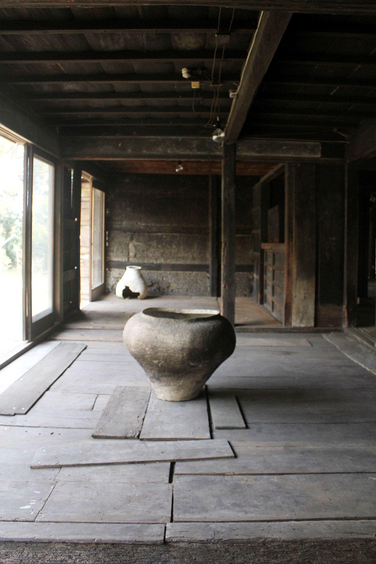 古民家スタジオ 火林荘(かりんそう)板の間