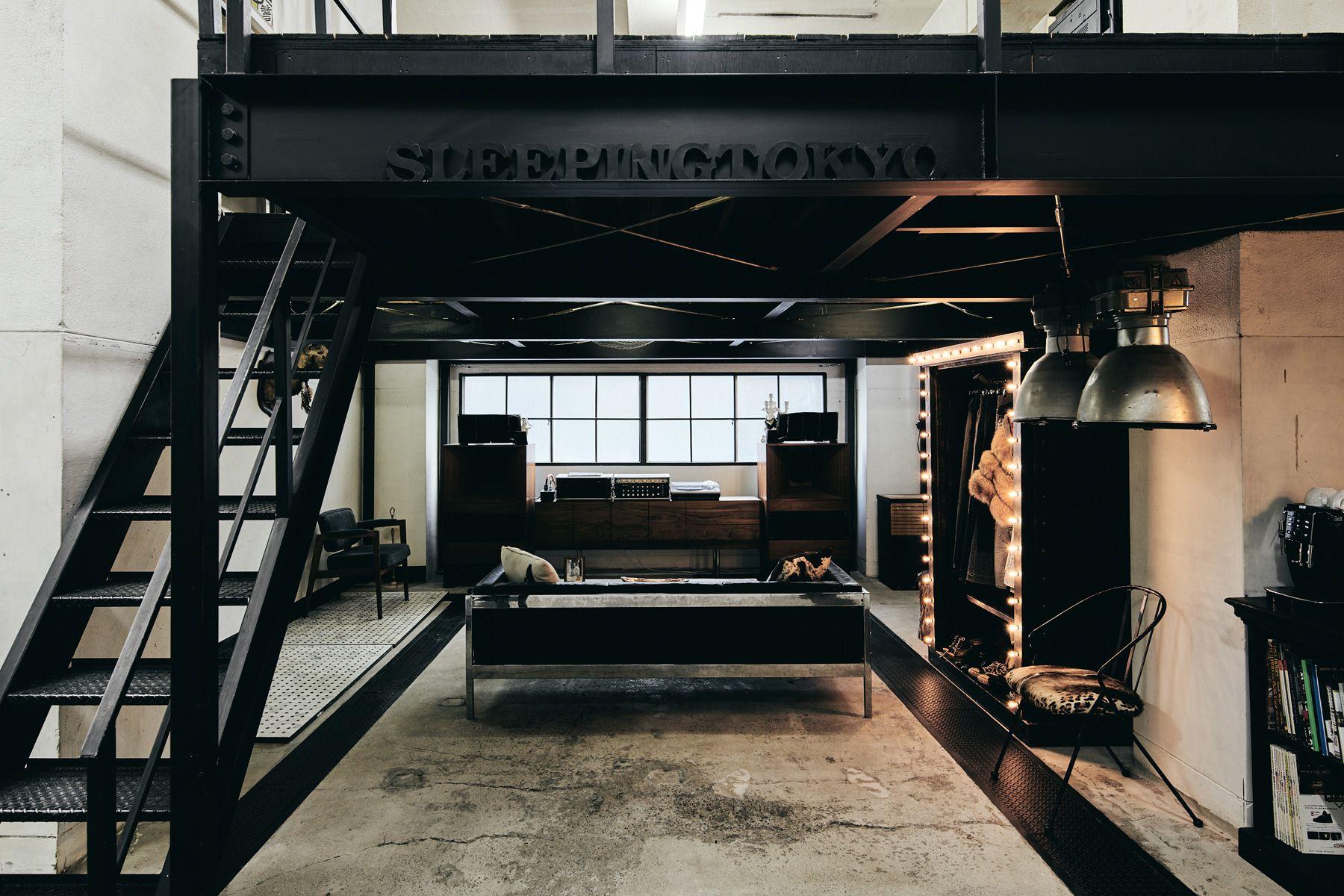 sleepingtokyo.studio (スリーピングトーキョー スタジオ)