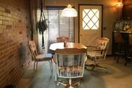 ボイル邸(米軍ハウス):1階キッチン
