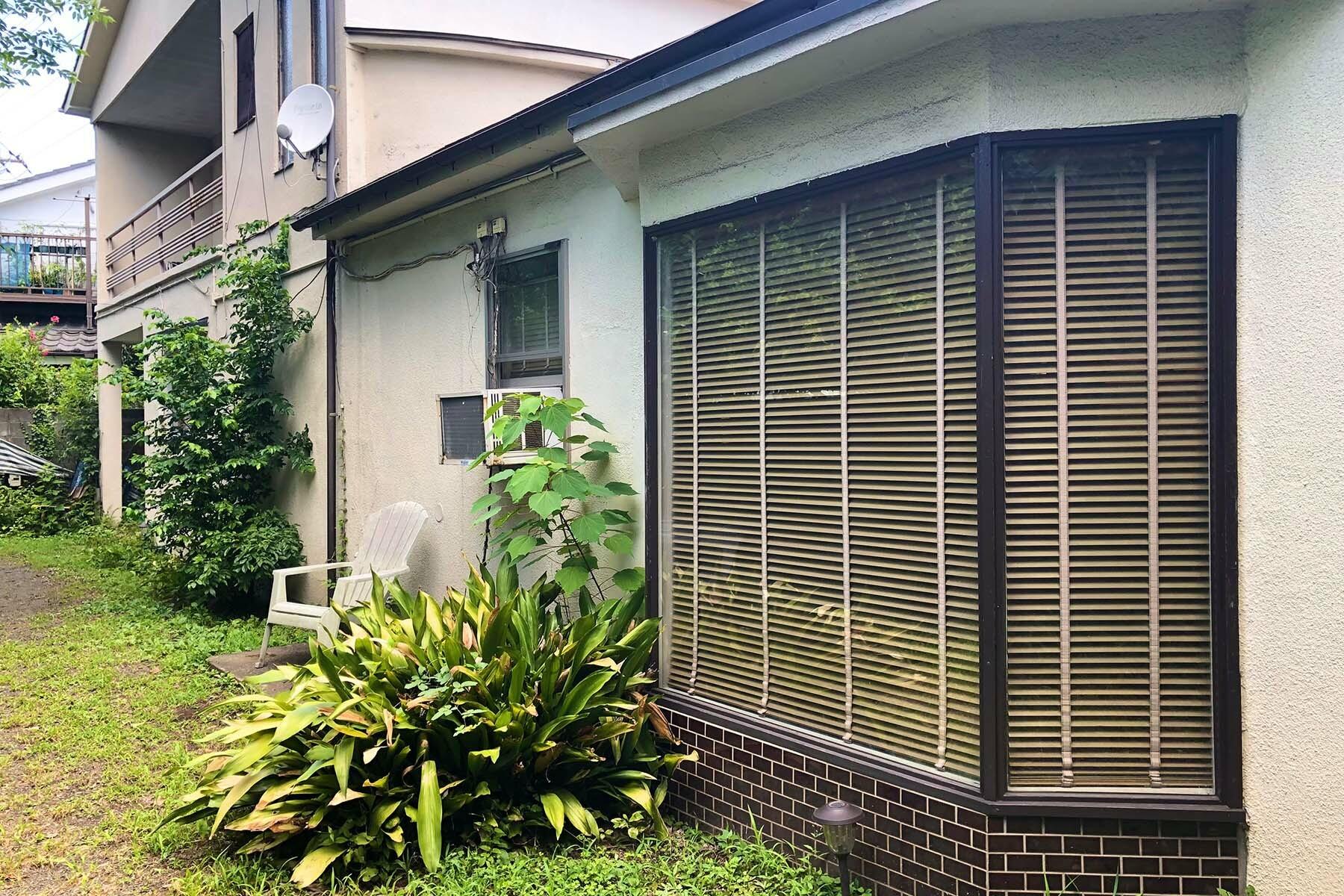 ボイル邸(米軍ハウス)現在のゲーム台