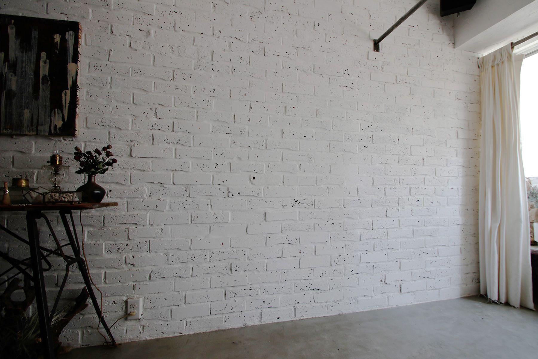 STRANGER/shop (ストレンジャー)白壁にもできます。