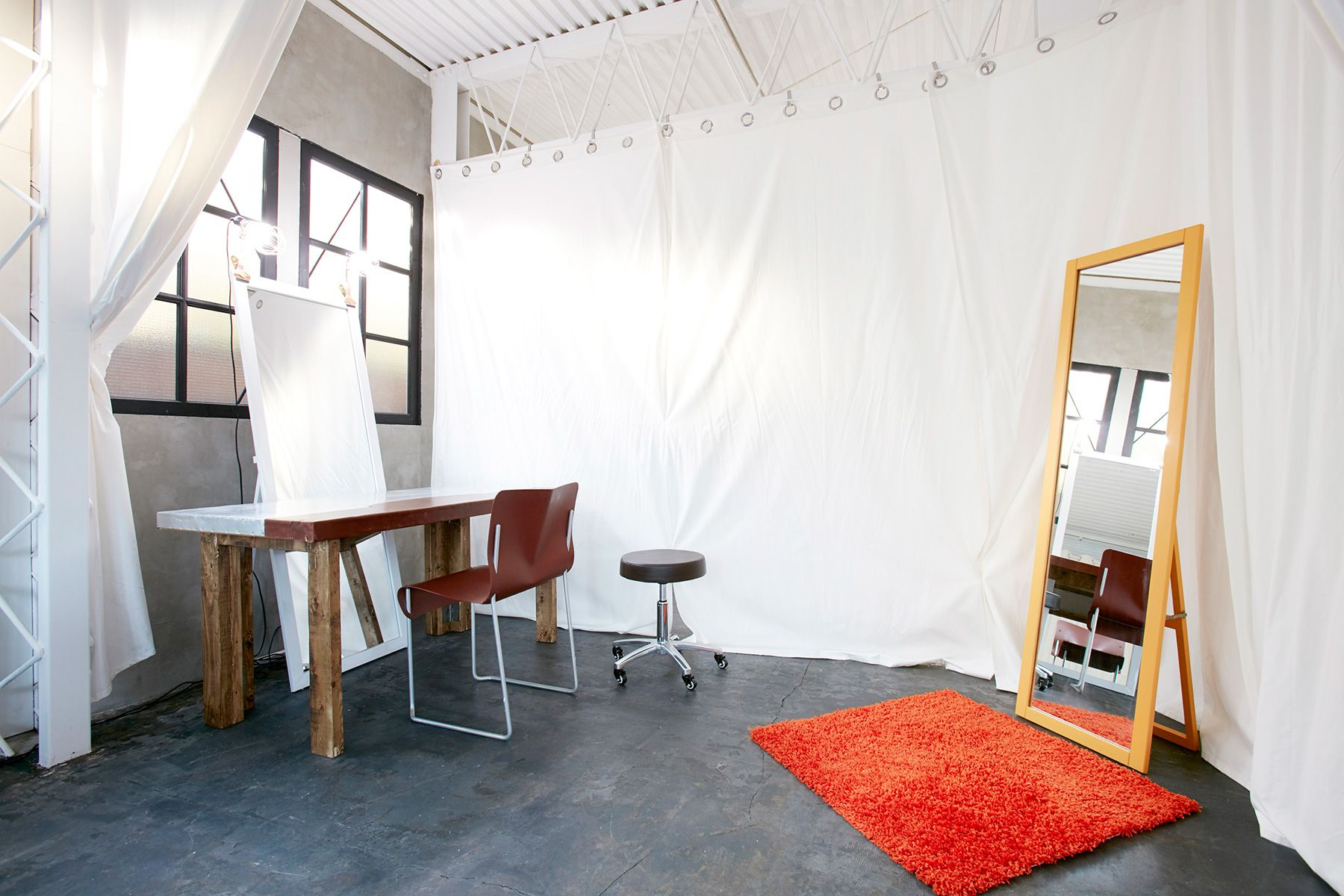 Liquid Studio (リキッドスタジオ)studio2簡易メイクルーム