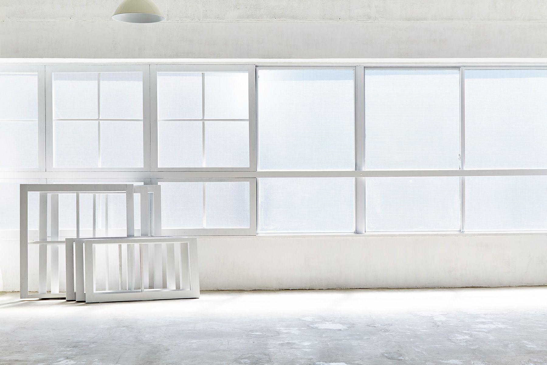 Studio 5th NAKAMEGURO (スタジオフィフス)窓枠は取り外しも可能