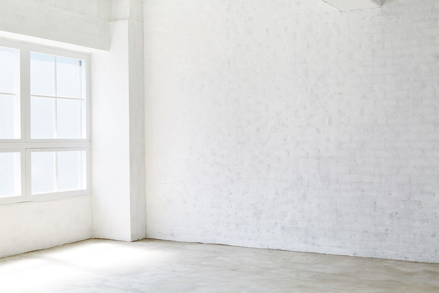 Studio 5th NAKAMEGURO (スタジオフィフス)フローリング側の壁面