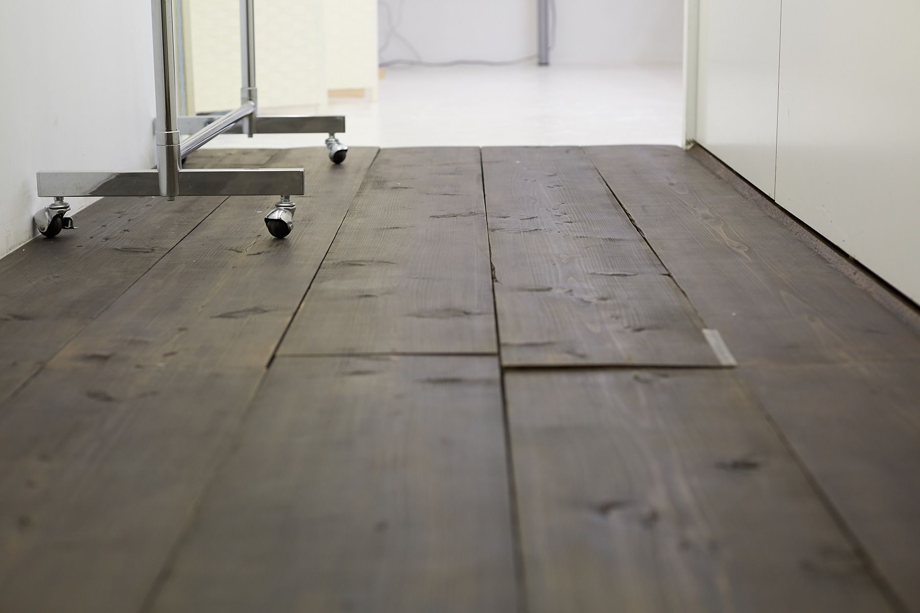 Studio 5th NAKAMEGURO (スタジオフィフス)フィッティングエリア床面