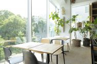 Studio Roaster (スタジオ ロースター):cafe space