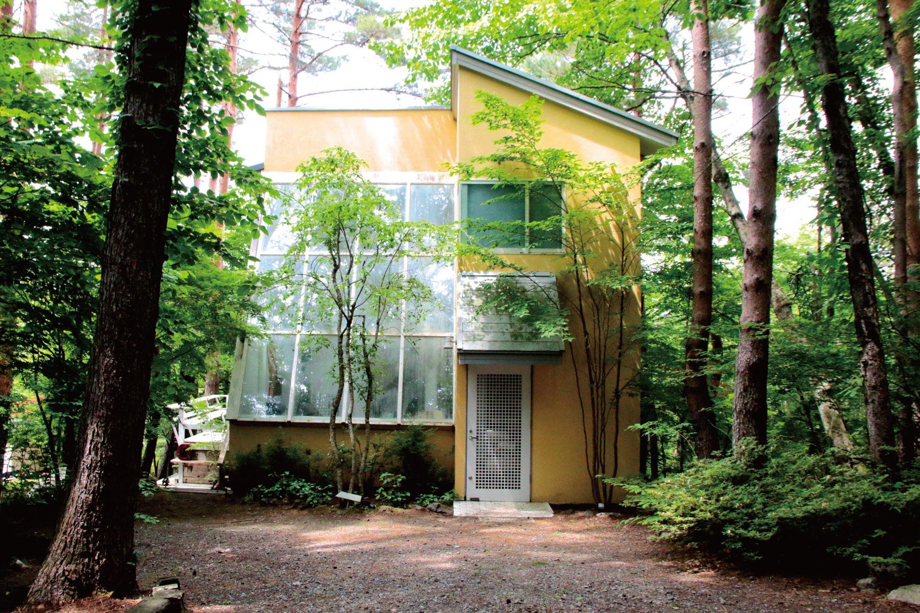 UNION HOUSE(ユニオンハウス)ベースハウス 外観