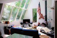UNION HOUSE(ユニオンハウス):ベースハウス リビング