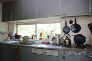 UNION HOUSE(ユニオンハウス):ベースハウス キッチン