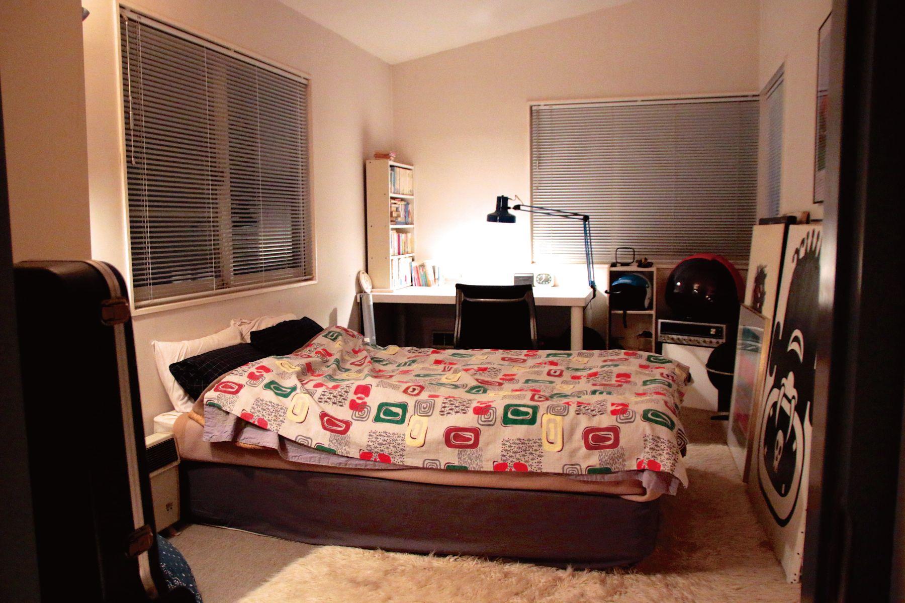 UNION HOUSE(ユニオンハウス)ベースハウス ベッドルーム
