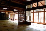昭和の家(しょうわのいえ):和室Aから全体