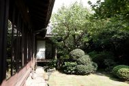 昭和の家(しょうわのいえ):廊下